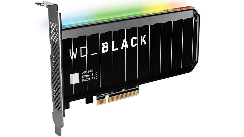 wd black an1500 nvme ssd aic price and availability