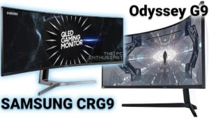 Samsung Odyssey G9 and CRG9 Gaming Monitor Deals – Black Friday 2020 Deals