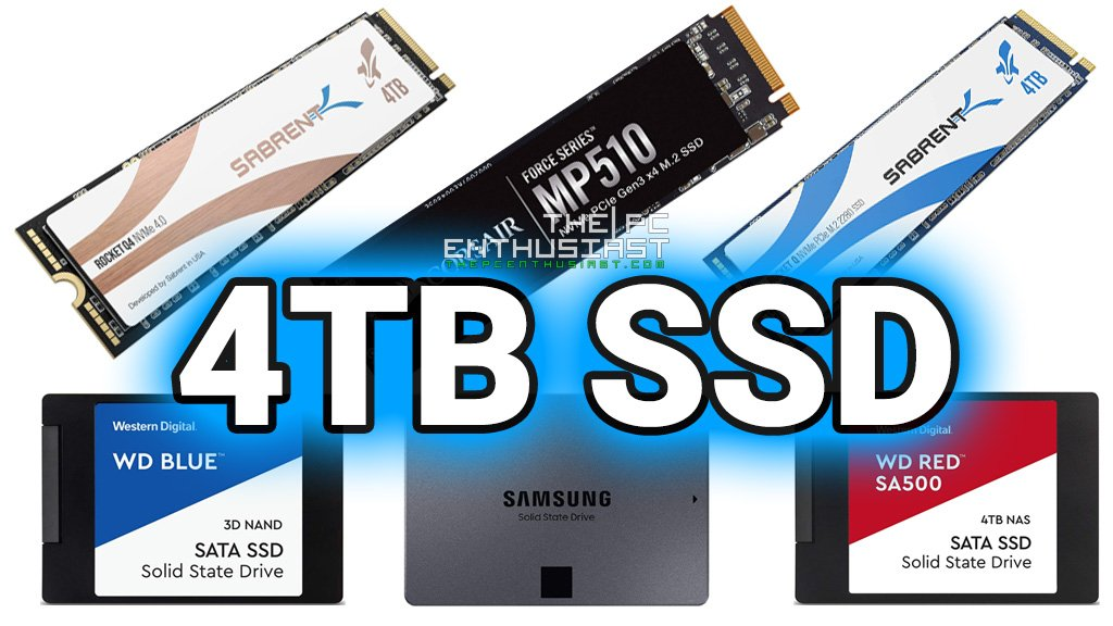 best 4tb ssds available