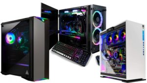 (Best) Prebuilt Gaming PC with RTX 3090/3080/3070 Graphics Card