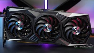 MSI GeForce RTX 3070 Gaming X Trio Review – Best RTX 3070?