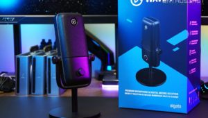 Elgato Wave 1 USB Microphone Review – A Bang for Buck PC Mic?