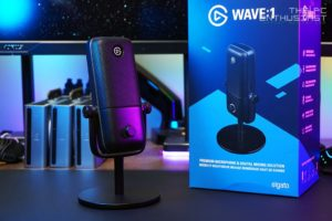 Elgato WAVE 1 mic review