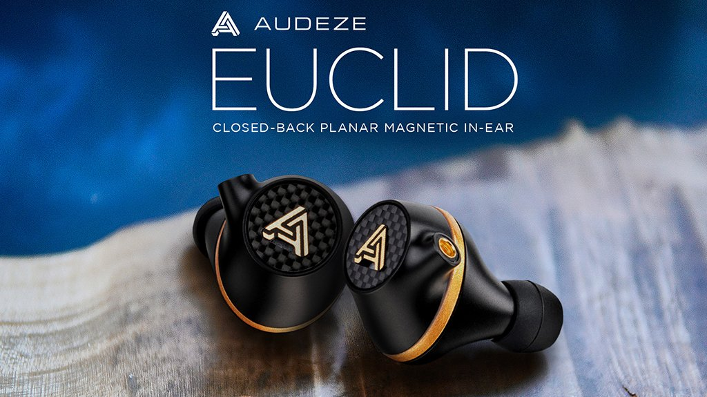 Audez Euclid Plar in-ear headphone