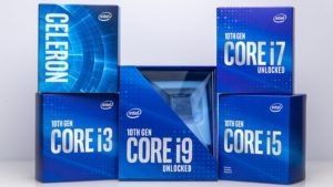 10th Gen Intel CPU Price drop