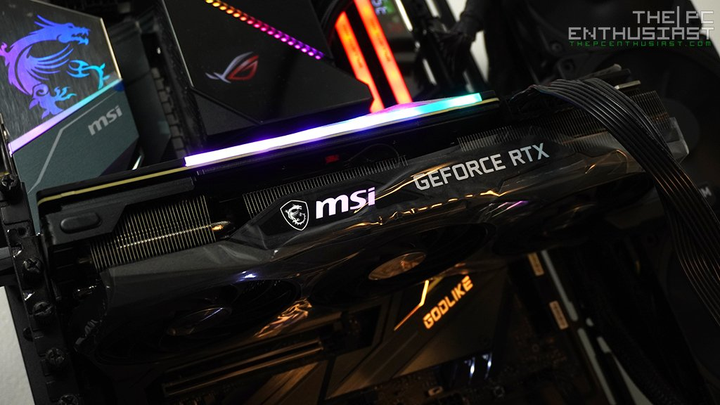 msi rtx 3060 gaming x trio review 11