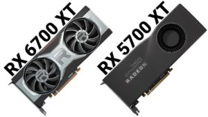 AMD Radeon RX 6700 XT vs RX 5700 XT – Somewhat Similar But Performs Differently