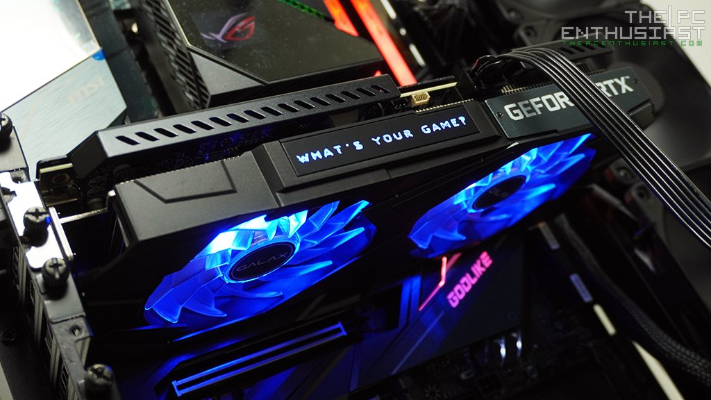 galax geforce rtx 3060 ex review