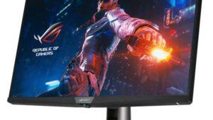 ASUS ROG SWIFT PG32UQX – World's First 4K HDR Mini LED Gaming Monitor