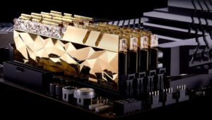 G.Skill Trident Z Royal Elite Series DDR4 Memory Features Faster Speed and New Stylish Look