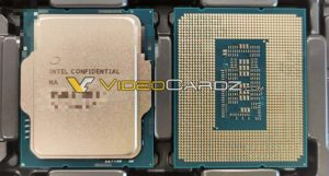 12th Gen Intel Core Alder Lake CPU