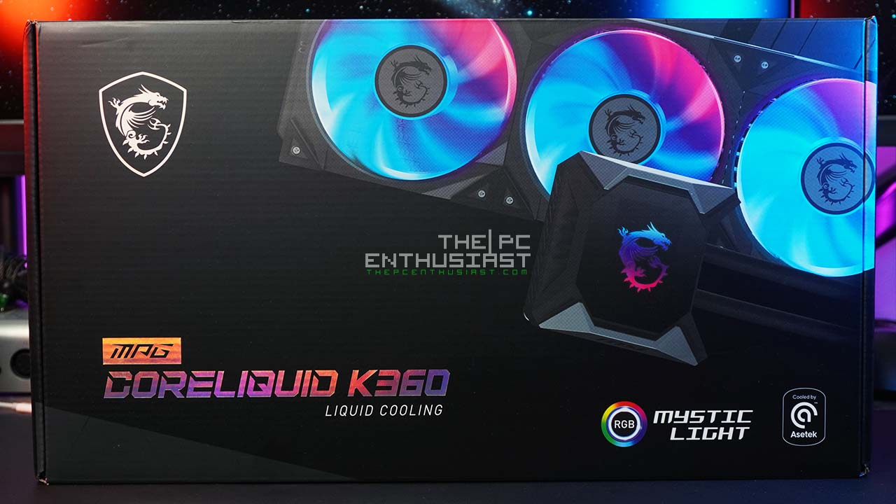MSI MAG CoreLiquid K360 review