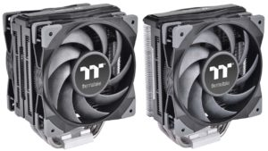 Thermaltake ToughAir 510 and ToughAir 310 CPU Air Coolers