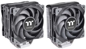 Thermaltake ToughAir 510 and ToughAir 310 CPU Air Cooler Now Available