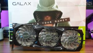 GeForce RTX 3070 Ti Review Featuring GALAX SG Graphics Card