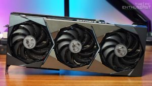MSI GeForce RTX 3080 Ti SUPRIM X Review – The New Gaming Flagship