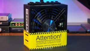 SilverStone SX1000 Platinum SFX-L PSU Review – Small But Powerful!