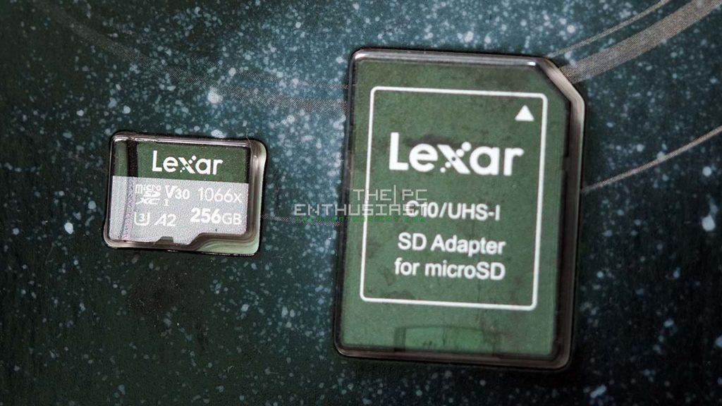 Lexar 1066x microSDXC Review