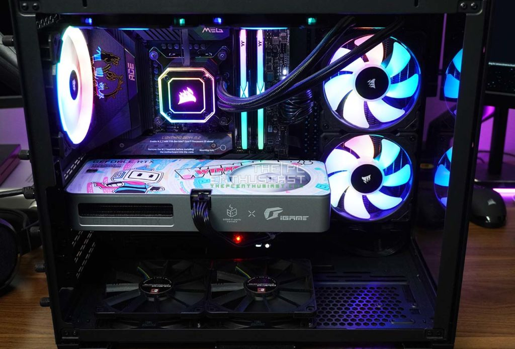 igame rtx 3060 bilibili review