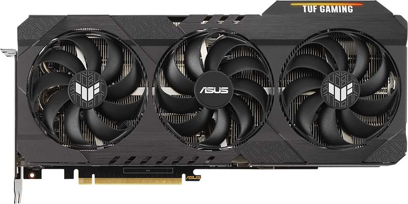 ASUS TUF Gaming NVIDIA GeForce RTX 3080 Ti OC Edition Graphics Card