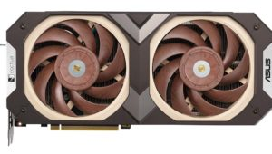 Asus GeForce RTX 3070 Noctua Edition Graphics Card Unleashed